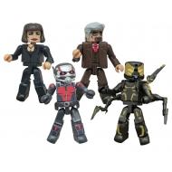 Ant-Man - Pack 4 figurines Minimates Movie Box Set 5 cm