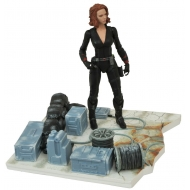 Avengers L'Ère d'Ultron - Figurine Black Widow 18 cm