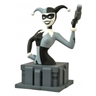 Batman - Buste Almost Got 'Im Harley Quinn Black & White NYCC 2015 Exclusive 15 cm