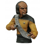 Star Trek - Tirelire vinyle Worf 18 cm