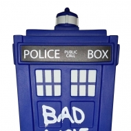 Doctor Who - Figurine Titans Bad Wolf Tardis 16 cm