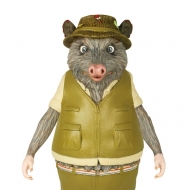 Fantastic Mr. Fox - Figurine Legacy Collection Kylie 15 cm
