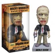 The Walking Dead - Figurine Bobble Head New Merle Zombie 18 cm