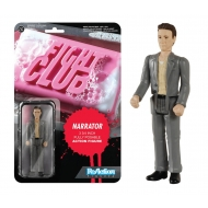 Fight Club - Figurine ReAction The Narrator 10 cm