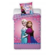 La Reine des neiges - Parure de lit Anna & Elsa 140 x 200 cm
