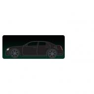 Breaking Bad - Voiture Chrysler 200 SRT-8 1/64 métal