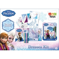 La Reine des neiges - Fashion Kit