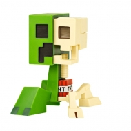 Minecraft - Figurine vinyle deluxe Creeper Anatomy 20 cm
