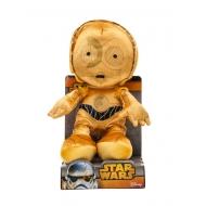 Star Wars - Peluche C-3PO 25 cm
