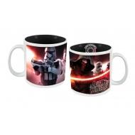 Star Wars Episode VII - Mug céramique géant Kylo Ren & Stormtrooper