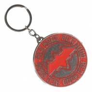 DC Comics - Batman Arkham Knight porte-clés caoutchouc Red Hood 6 cm
