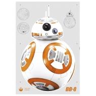 Star Wars Episode VII - Stickers BB-8 100 x 70 cm