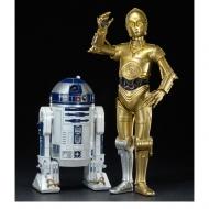 Star Wars - Pack 2 statuettes PVC ARTFX 1/10 C-3PO & R2-D2 17 cm