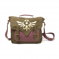 The Legend of Zelda - Sac à bandoulière Golden Triforce