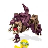 Minions - Mega Bloks - Jeu de construction Dino Ride
