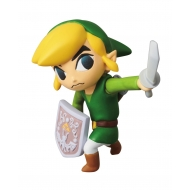 Nintendo - Mini figurine Medicom UDF Link (The Legend of Zelda: The Wind Waker) 6 cm