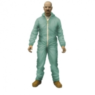 Breaking Bad - Figurine Walter White in Blue Hazmat Suit Previews Exclusive - 15 cm