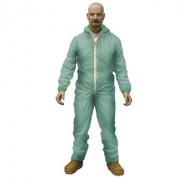 Breaking Bad - Figurine Walter White in Blue Hazmat Suit Previews Exclusive - 15 cm
