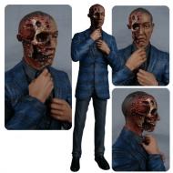 Breaking Bad - Figurine Gus Fring Burned Face EE Exclusive 15 cm