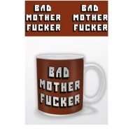 Bad Mother Fucker - Mug Logo