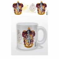 Harry Potter - Mug Gryffindor Crest