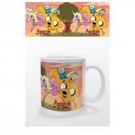 Adventure Time - Mug Rainicorn & Friends