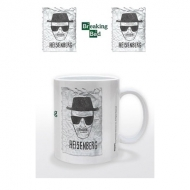 Breaking Bad - Mug Heisenberg Wanted