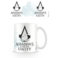 Assassin's Creed Unity - Mug Black Logo