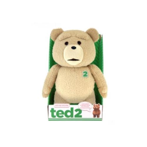 Ted 2 - Peluche parlante Explicit 40 cm *ANGLAIS*
