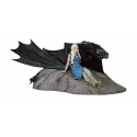 Game Of Thrones - Statuette Daenerys & Drogon