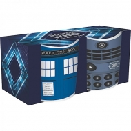 Doctor Who - Pack 2 mugs