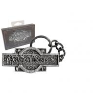Le Trône de fer - Porte-clés métal Opening Sequence Logo