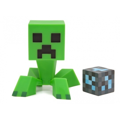 Minecraft - Figurine Creeper vinyl - 15cm