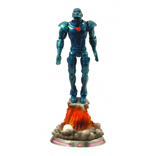 Marvel Select - Figurine Iron Man Stealth  - 18cm