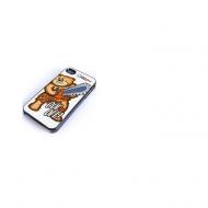 Bad Taste Bears - Coque iPhone 4 Cut Off