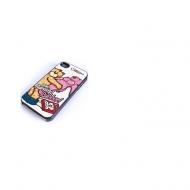 Bad Taste Bears - Coque iPhone 4 Burning Rubber