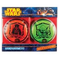 Star Wars - Pack 2 chauffe-mains Darth Vader et Yoda