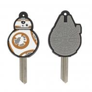 Star Wars Episode VII - Pack 2 bonnets pour clés Characters