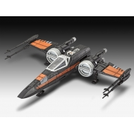 Star Wars Episode VII - Maquette Build & Play sonore Poe's X-Wing Fighter 22 cm