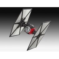Star Wars Episode VII - Maquette Build & Play sonore et lumineuse Tie Fighter 13 cm