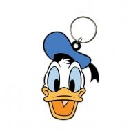 Disney - Porte-clés caoutchouc Donald Duck 6 cm