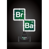 Breaking Bad - Lampe Neon Logo 20 x 27 cm