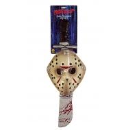 Vendredi 13 - Set machette & masque de Jason