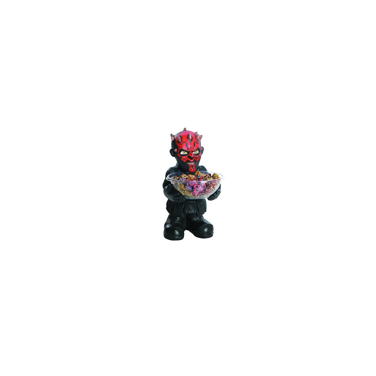 Star wars porte bonbons darth maul 40 cm figurine discount for Decoration porte star wars