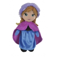 La Reine des neiges - Peluche Anna 25 cm