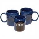 Doctor Who Tardis - Mug céramique 2D relief