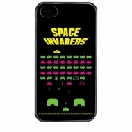 Space Invaders - Coque iPhone 4
