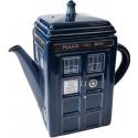 Doctor Who - Théière Tardis en céramique avec couvercle