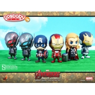 Avengers L'Ère d'Ultron - Pack figurines Cosbaby (S) 9 cm