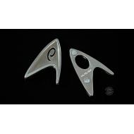 Star Trek 2009 - Réplique 1/1 Starfleet badge Engineering Division magnétique